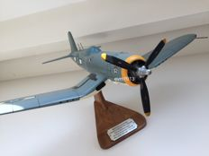 Breitling Fighters Chance Vought F4U Corsair very rare limited edition model plane