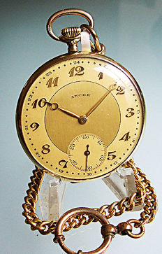 Ancre - pocket watch ca 1930 - Miehet - 1901-1949