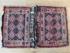 Double bag - Shahsavan, Persian tribe from the Northwest