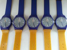 Set of 5 Toyota watches - Wristwatches