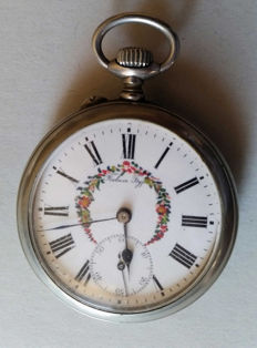 Pavel Bure (Russia) - Men's pocket watch - late 19th century