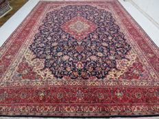 Wonderfully beautiful royal palace Persian carpet Hamadan / Iran 450 x 318 cm End of the 20th century. Exotic measurement - TOP QUALITY