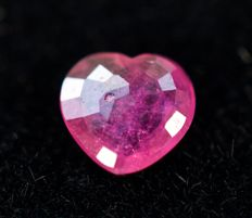 Ruby - 0.40 ct - No reserve price