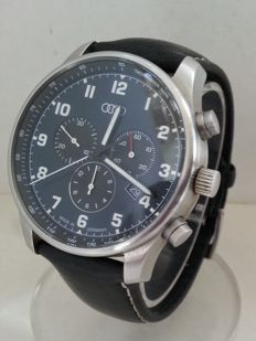 Audi chronograph - Men's wristwatch