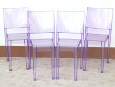 Philippe Starck for Kartell - Four chairs - Le Marie