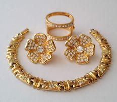 Joan Rivers Earrings Bracelet Scarf Ring Collection
