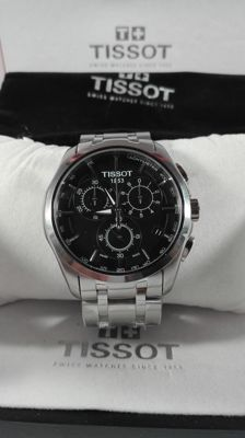 Tissot T-Classic Couturier – Chronograph Men's Watch
