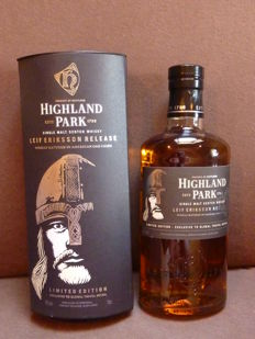 Highland Park Leif Erikson - Limited Edition Exclusive for Global Travel Retail