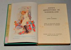 Lewis Carroll - Alice's Adventures in Wonderland - 1925