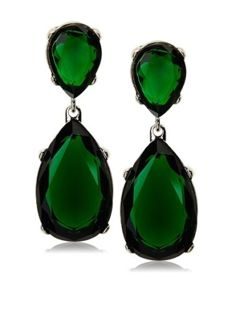Kenneth J Lane famous drop earrings