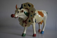 CowParade - Catherine Krebs - type Big Apple Cir Cow - Large