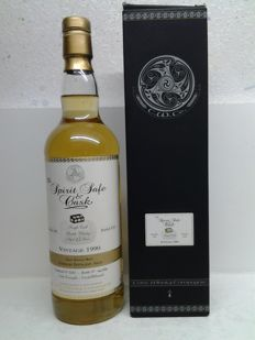 Bowmore - 1990 - 15 Years old - 53.1% Vol - Celtic Whisky Compagnie (Cel).