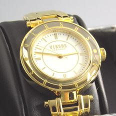 Versus by Versace - Gold plated - Women's watch - 26 - Year 2017 - Never worn