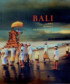 8 books on Art and Culture of Bali. 1981 - 2010