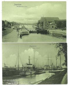 Party postcards Zaandam 98 x