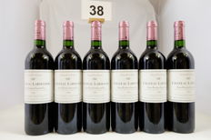 1996 Chateau Larmande, Saint-Emilion Grand Cru Classe, France, 6 Bottles.