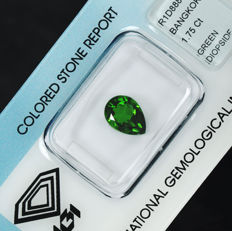 Diopside - 1.75 ct
