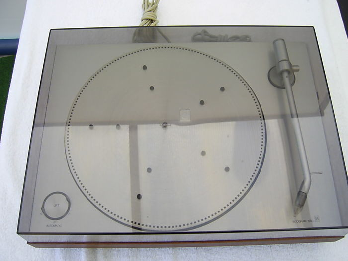 Bang & Olufsen BeoGram 1203 automatic turntable