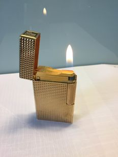 Gold plated St. Dupont lighter