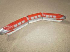 SCHUCO, Western Germany - Scale 1/90 - Disney Alweg Monorail incl. accessories, 1960s