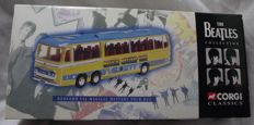The Beatles collection Corgi Classics( 1997 ), Bedford Val Magical Mystery Tour Bus( 35302.