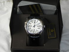 Aigner Munich Lazio A42000 Gents Watch with Leather Strap & Date