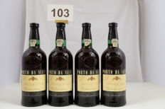 "NV Vintage Style Port Quinta do Noval ""da Silva"" - 4 bottles"