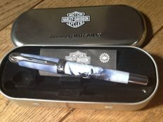 Waterman Harley-Davidson eagle/wolf special edition fountain pen
