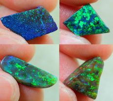 Australian Top Quality Opal - 14 to 22 mm - 19 ct ( 4 )
