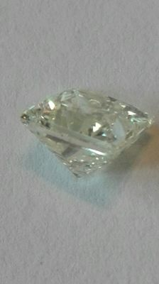 Very beautiful diamond of 1.10 ct colour I purity VVS2