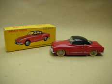 Dinky Toys-France - Scale 1/43 - Volkswagen Karmann Ghia No.24M