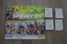 Panini - Sprint 2009 - Empty album + Complete set.
