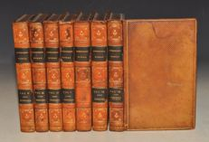 William Robertson - The Works of William Robertson D.D. - 7 volumes - 1827