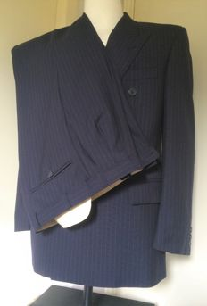 Scabal - Double Breasted Suit - In a perfect condition!!