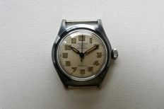 "INVAR Military Type Wristwatch Circa 1951/2 - The Korean or ""Forgotten War"" Period"