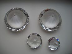 Swarovski - decorative objects - faceted stone (4)