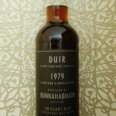 Bunnahabhain 1979-2009 30 years old - #9619 - The Whisky Talker - Duir 5th