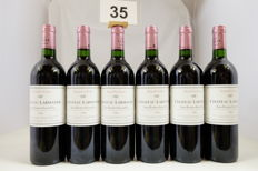 1996 Chateau Larmande, Saint-Emilion Grand Cru Classe - 6 bottles (75cl)
