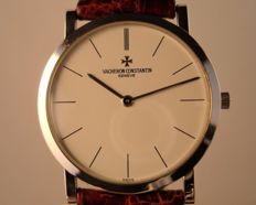 Vacheron Constantin Patrimony 18 kt white gold - Men's - 1980s