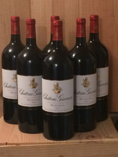 2012 Château Giscours, Margaux - 6 magnums (150cl) in OWB