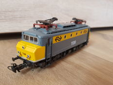 "Märklin H0 - 3324 - Electric locomotive 1100 series ""Botsneus"" of the NS, no. 1139"