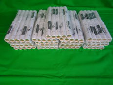 Netherlands - 1 euro cent 2001 (8,500 pieces) in 170 coin rolls