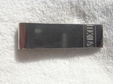 Tiffany & Co, New York - 925 Silver money clip, late 20 century