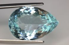 Neon Blue - 'Paraiba' Tourmaline - 14.02 ct