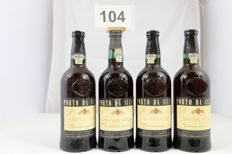 "Vintage Style Port ""da Silva"", Quinta do Noval - 4 bottles"