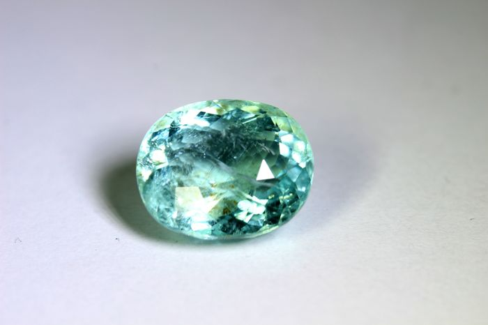 Neon Green – Paraiba Tourmaline – 5.50 ct