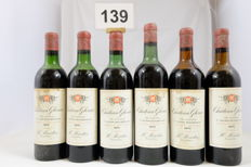 1970 Chateau Gloria, Saint-Julien - Beychevelle Cru Bourgeois, France - 6 Bottles.