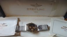 Breitling Chronomat B13047 with UTC - men's watch - from the year 1991