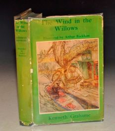 Arthur Rackham; Kenneth Grahame - The Wind in the Willows - 1951
