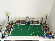 LEGO World Cup Football Stadium - Shell 1998, complete